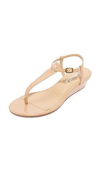 Splendid Justin Demi Wedge Sandals