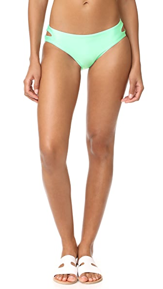 Splendid Sunsational Solids Bikini Bottoms at Shopbop