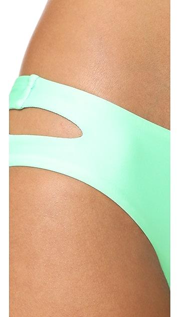 Splendid Sunsational Solids Bikini Bottoms