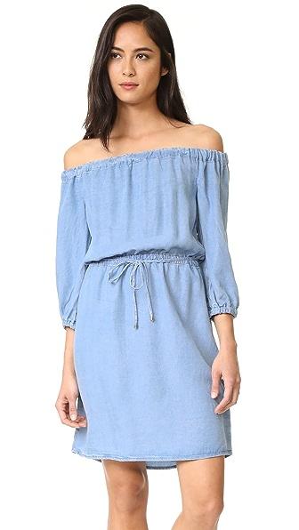 Фото Splendid Платье с открытыми плечами. Купить с доставкой