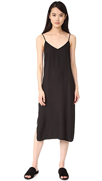 Splendid Slip Dress - Black