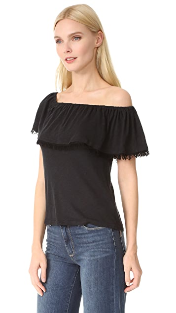 Splendid One Shoulder Top