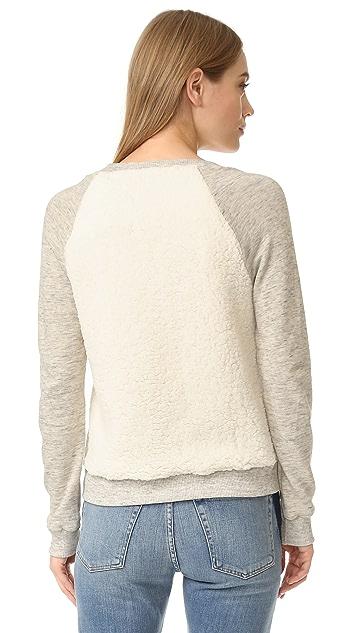 Splendid Raglan Pullover