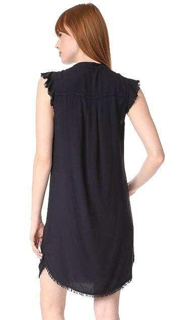 Splendid Платье Crosshatch