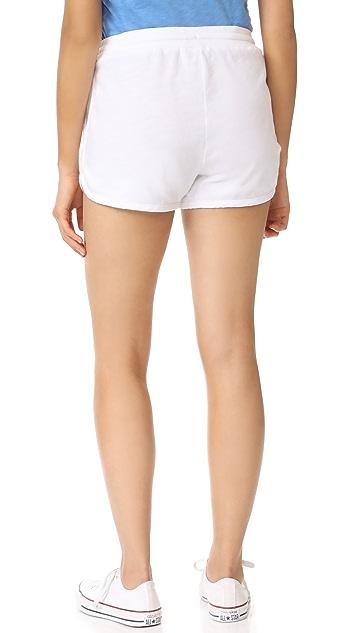 Splendid Pigment Active Shorts