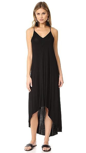 Splendid Jersey Dress In Black