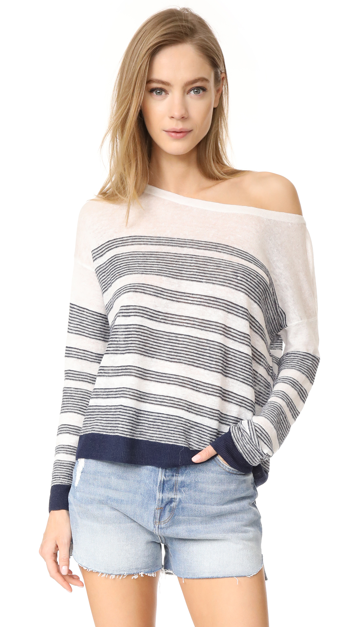 Splendid Nevis Stripe Sweater