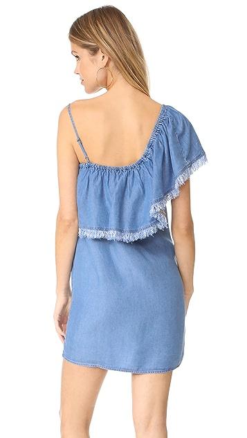 Splendid Indigo Dress