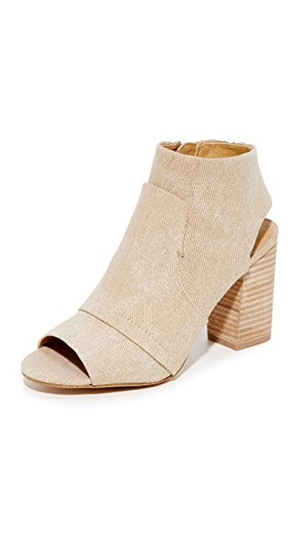 Splendid Darlene Canvas Booties