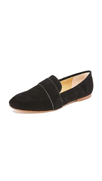 Splendid Delta Loafers In Black