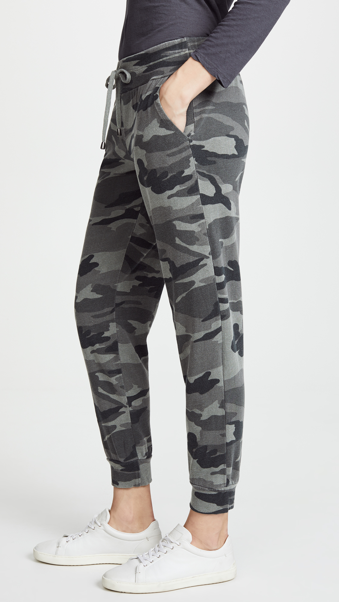 4e505c3234834 Splendid Camo Active Jogging Pants | SHOPBOP