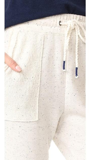 Splendid Patch Pocket Jogging Pants