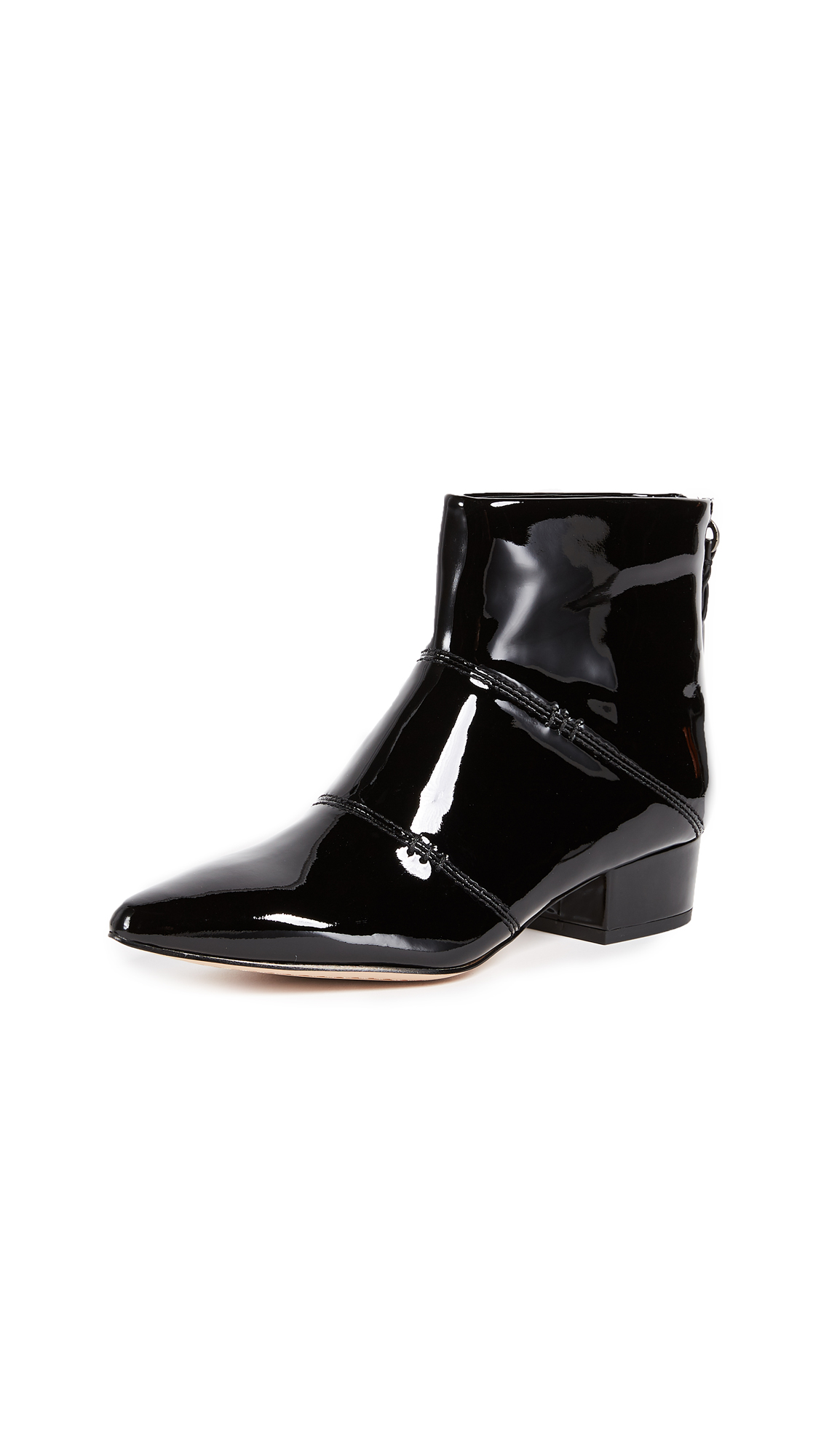 Splendid Rina II Booties - Black