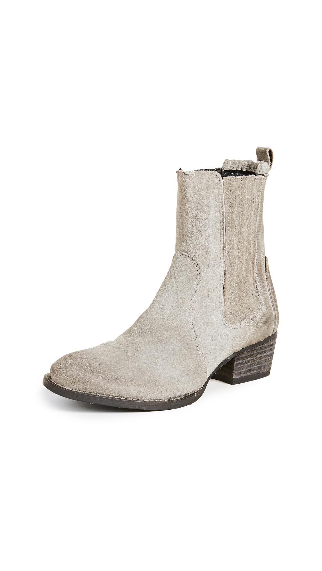 Splendid River Booties - Grey