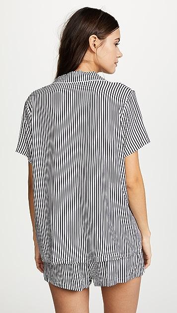 Splendid Always Stripe PJ Set