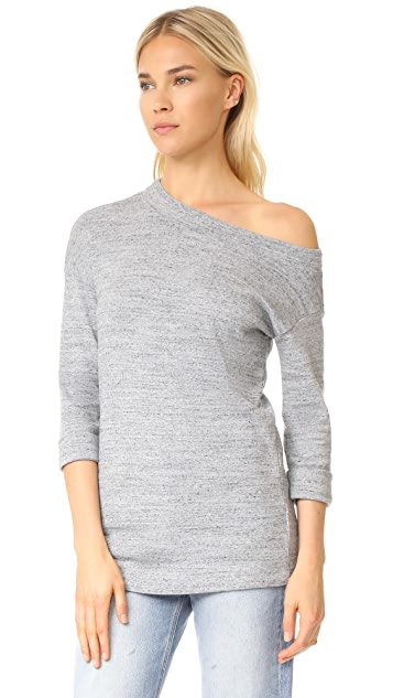 Splendid Off Shoulder Sweater