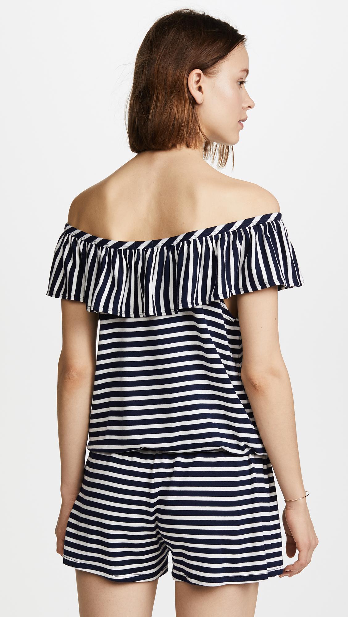 a010fa72be4 Splendid Stripe Covers Romper   SHOPBOP