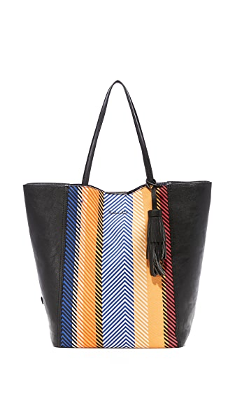 Splendid Key West Tote - Multi Stripe