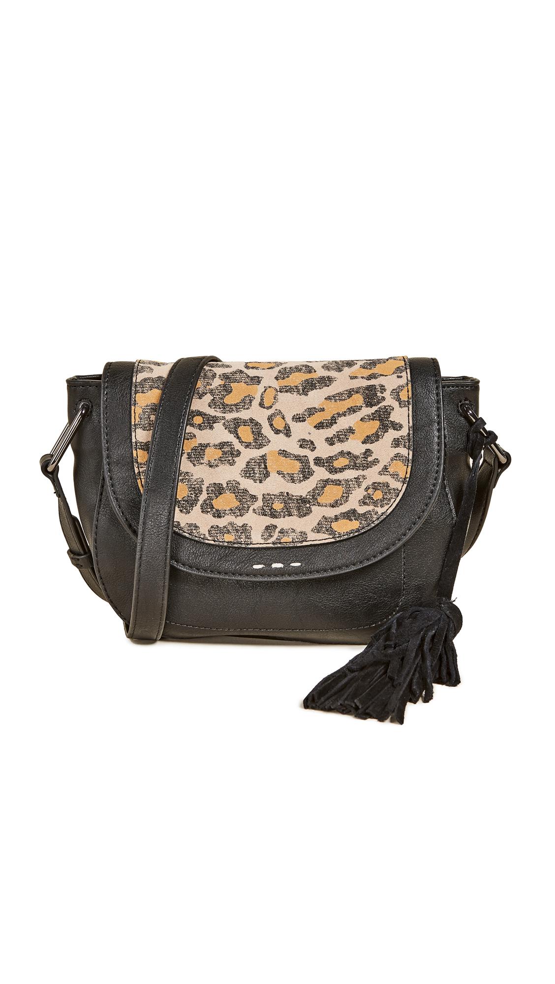 Splendid Key Largo Cross Body Bag - Leopard