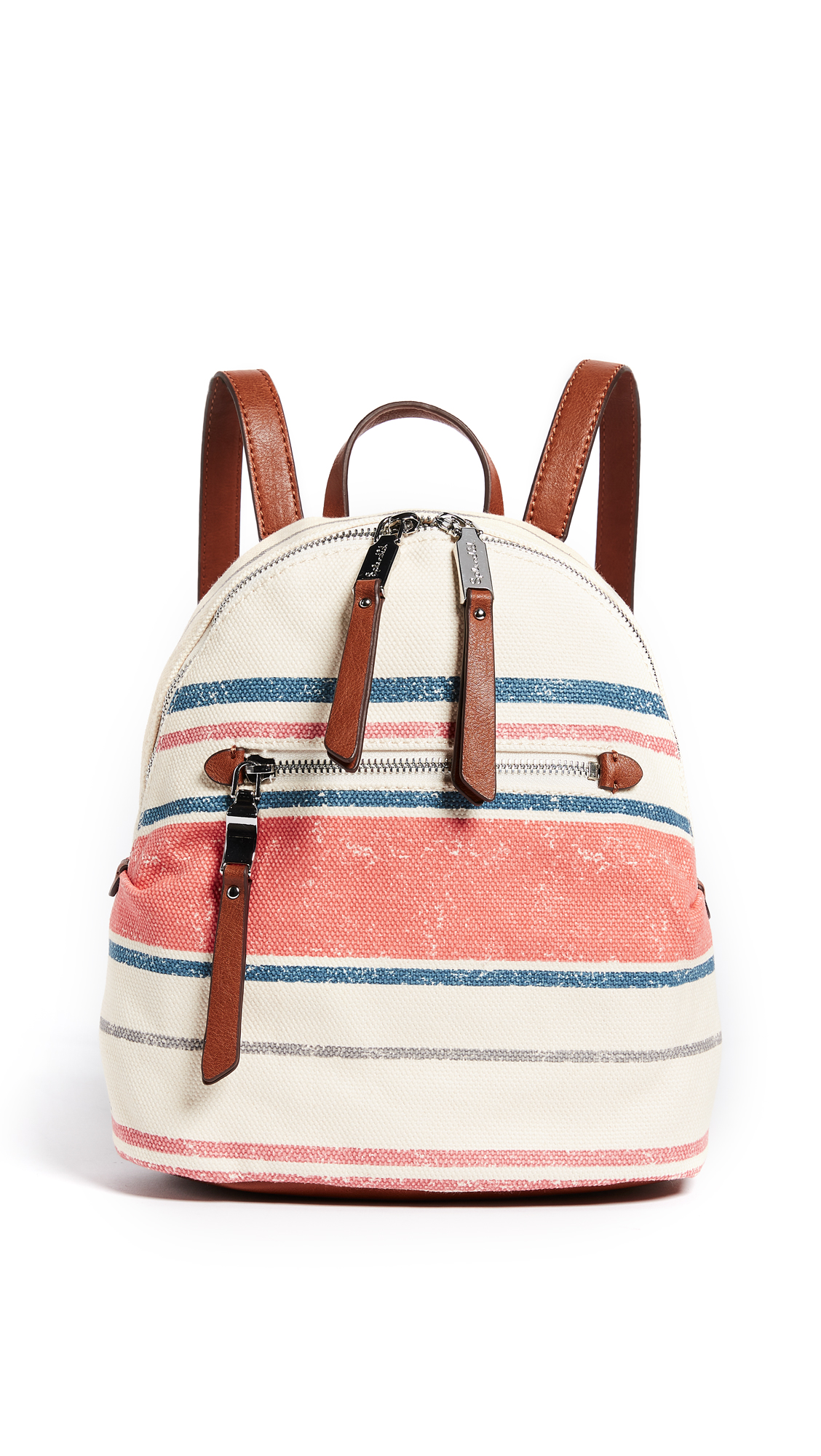 Splendid Park City Mini Backpack - Natural Stripe