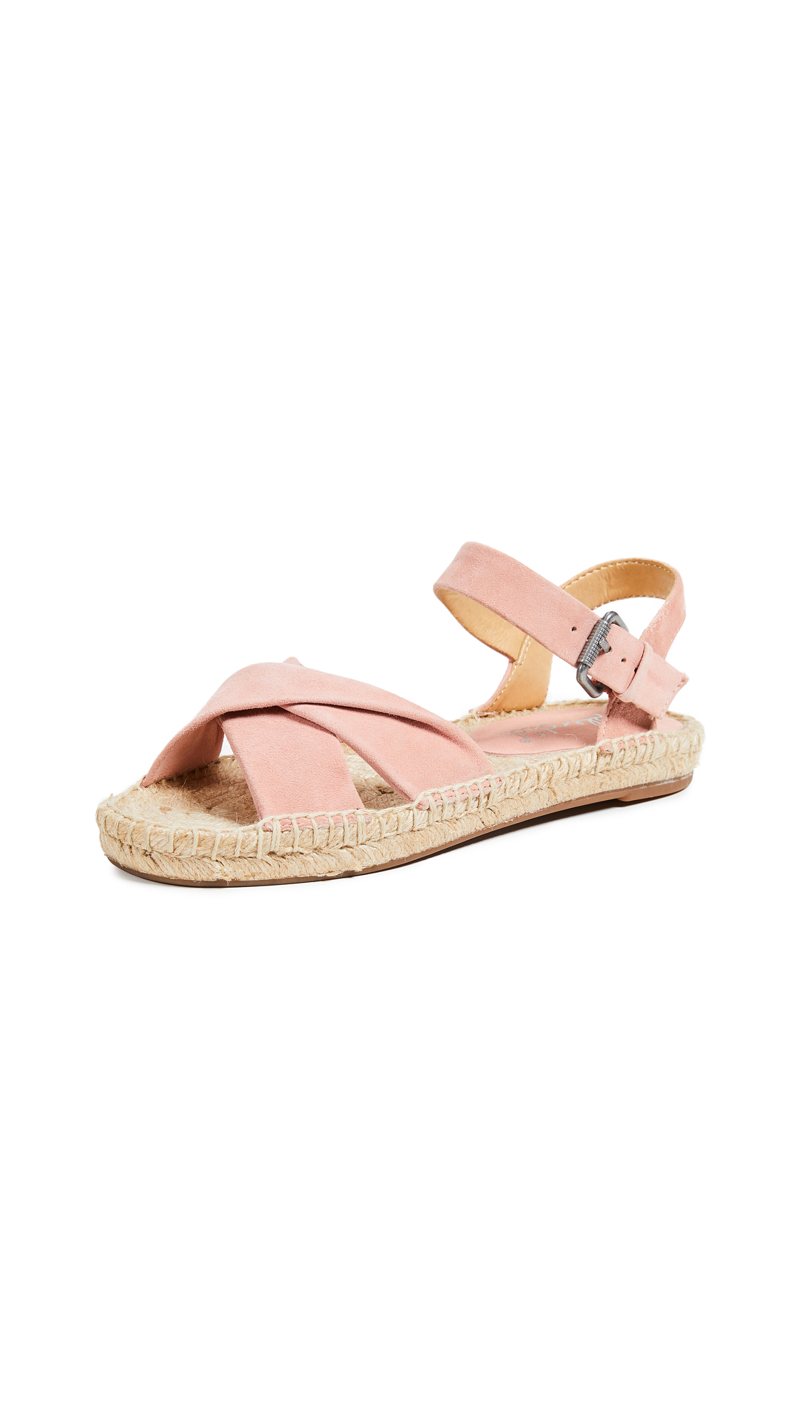 Splendid Fae Espadrille Sandals - Blush
