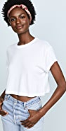 Splendid Cropped Tee