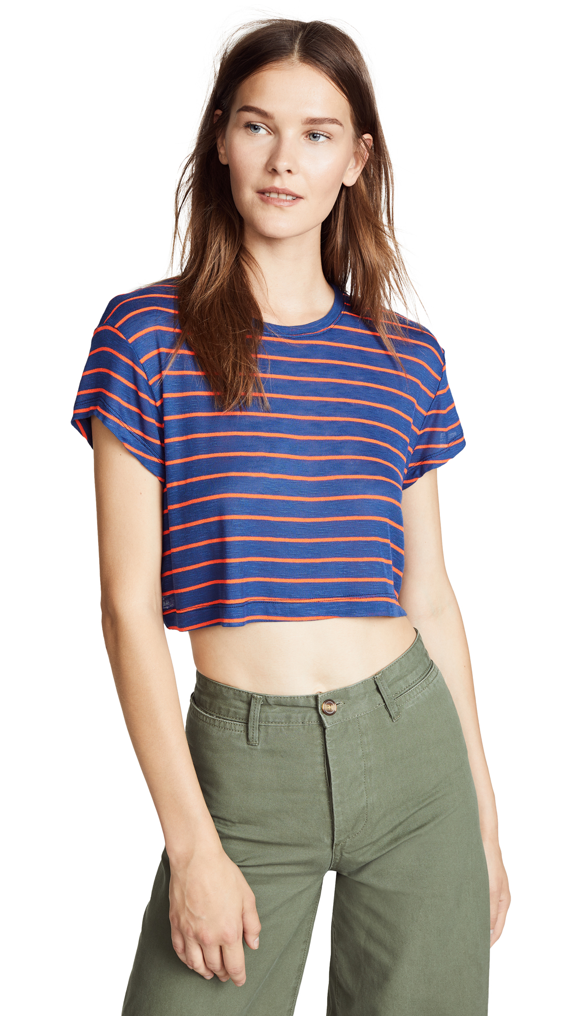 NEW HAVEN CROP TEE