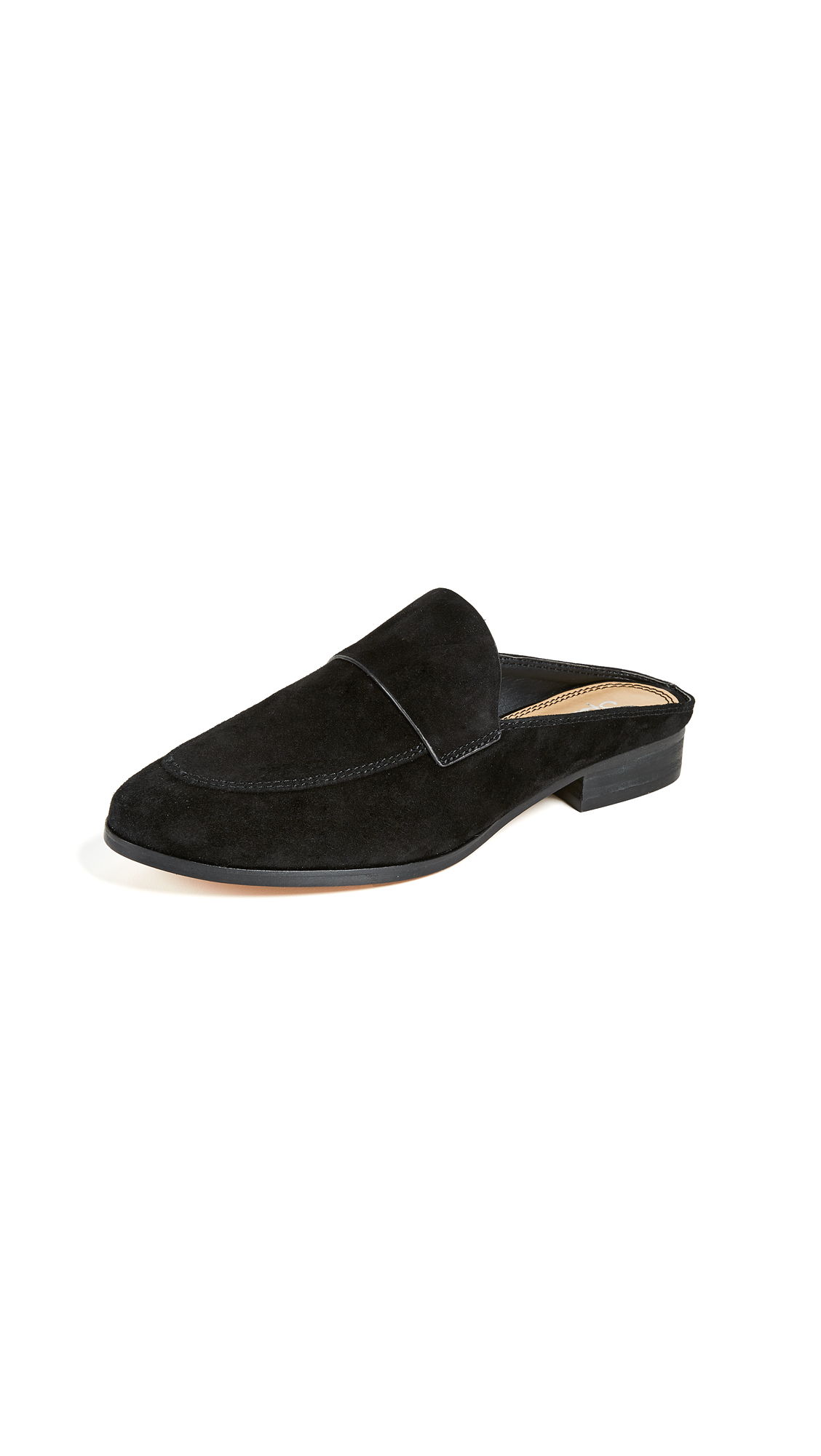 Splendid Nima Mules - Black