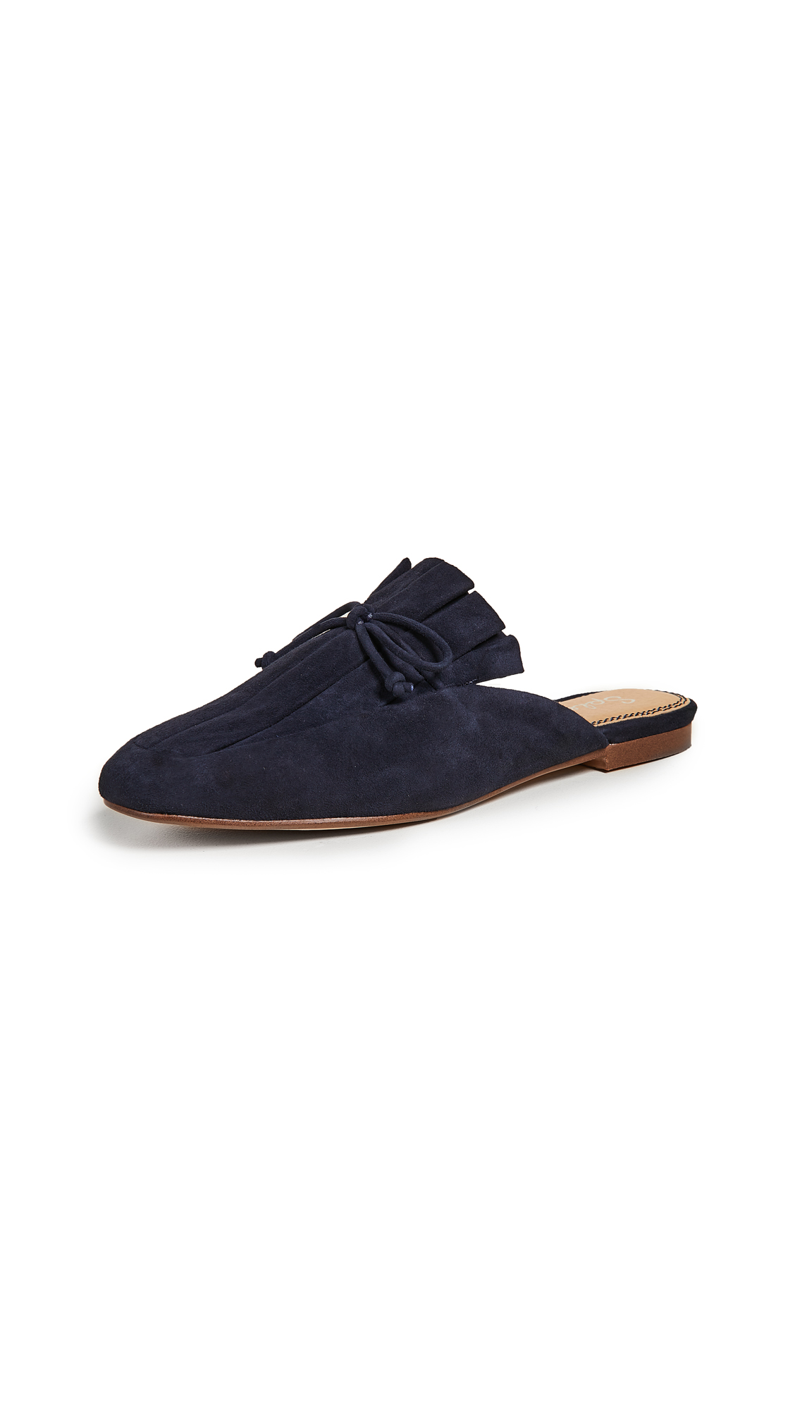 Splendid Chandler Mules - Navy