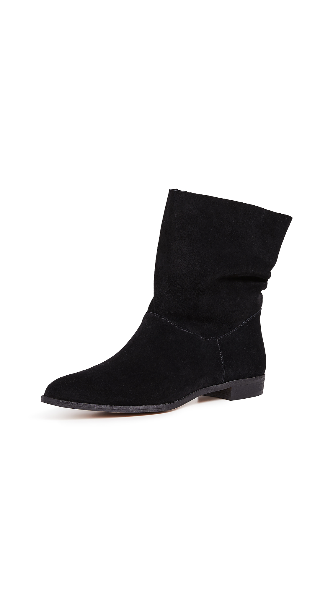 Splendid Claudia Booties - Black