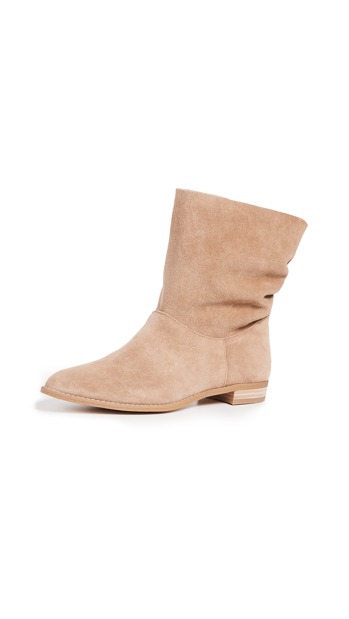 Splendid Claudia Booties - Oat