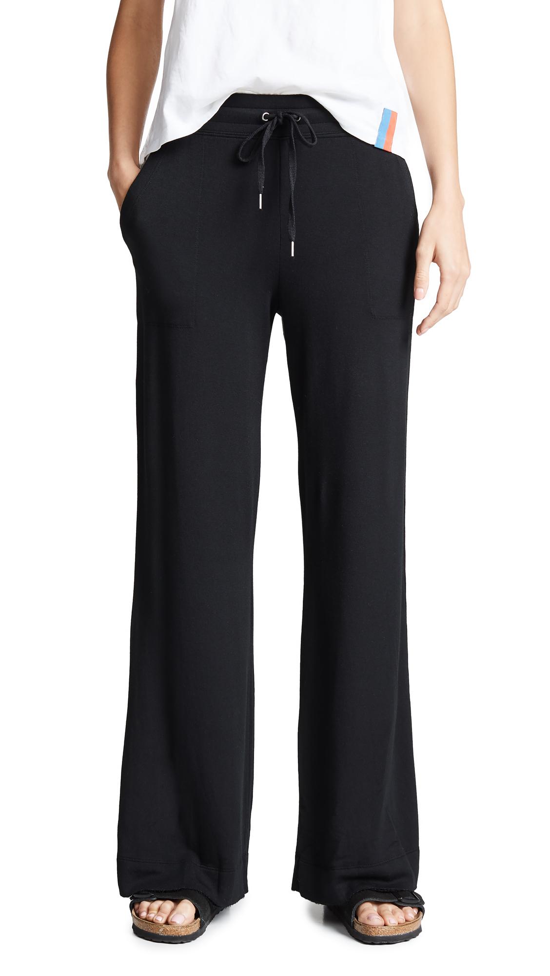 Splendid Super Soft Sweatpants - Black
