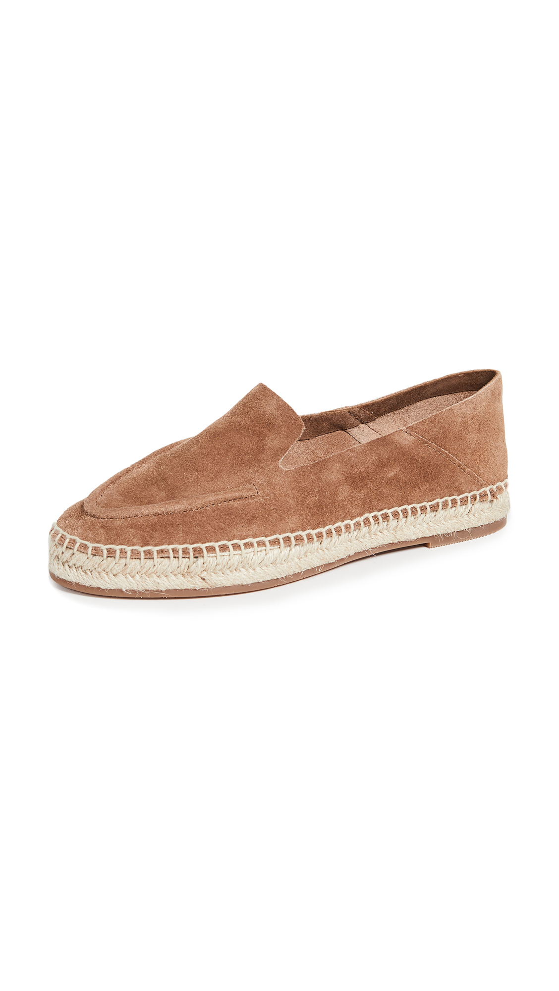 Splendid Simplicity Espadrilles - Latte Brown
