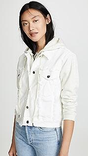Splendid Jesse 混合材质夹克