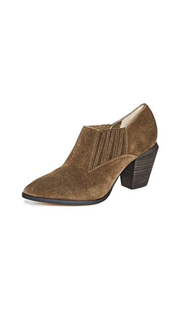 Splendid Hertha Block Heel Booties