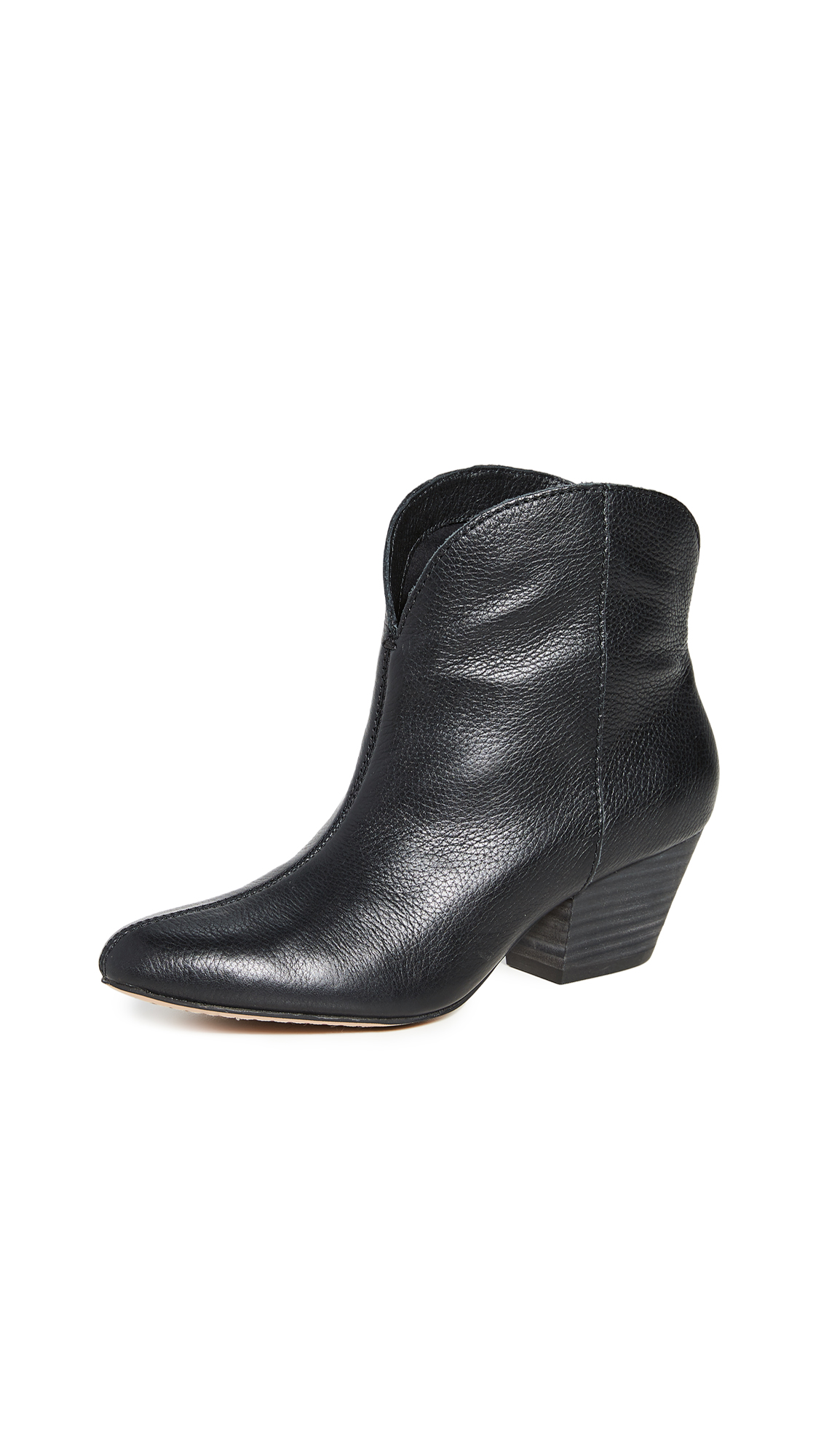 Splendid Paige Western Booties – 70% Off Sale
