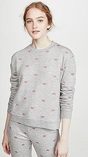 Splendid X's & O's Sweatshirt