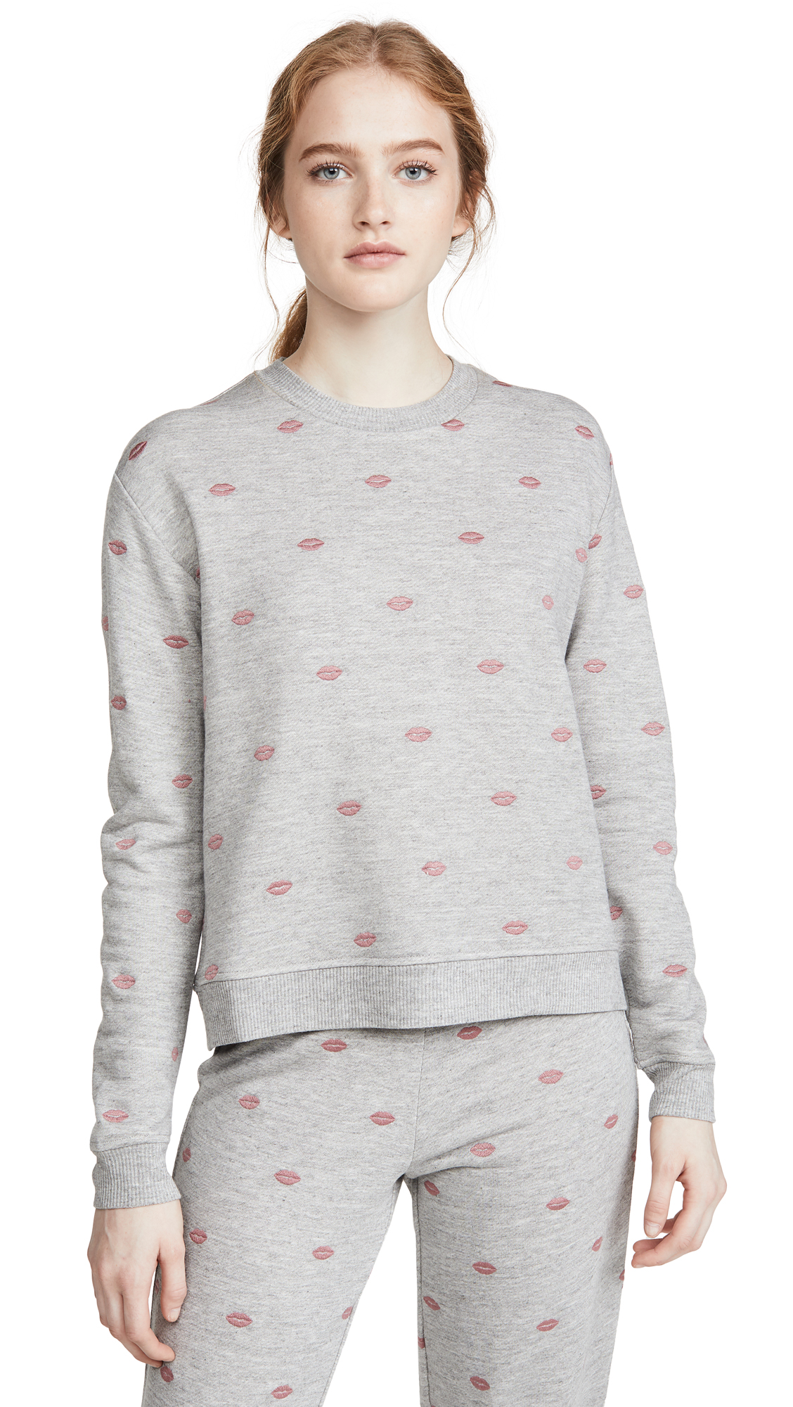 Buy Splendid online - photo of Splendid X's & O's Sweatshirt