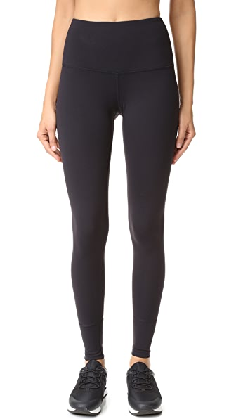 Splits59 Bardot High Waisted Leggings - Black