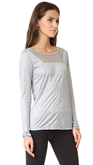 Splits59 Lake Performance Long Sleeve Tee