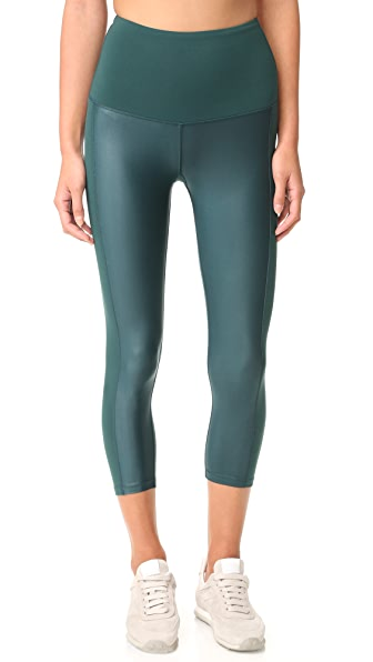 Splits59 Justice High Waist Capri Leggings