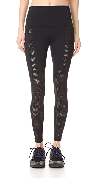 Splits59 Deuce High Waist Leggings - Black