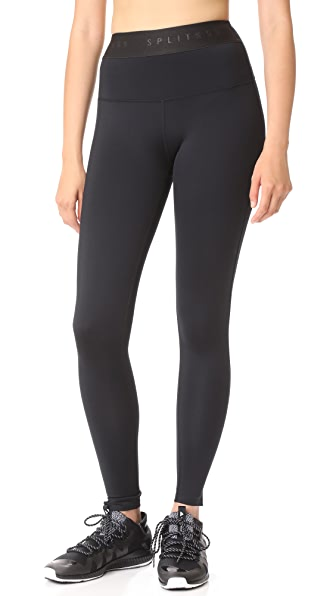 Splits59 Bonus High Waist Leggings - Black