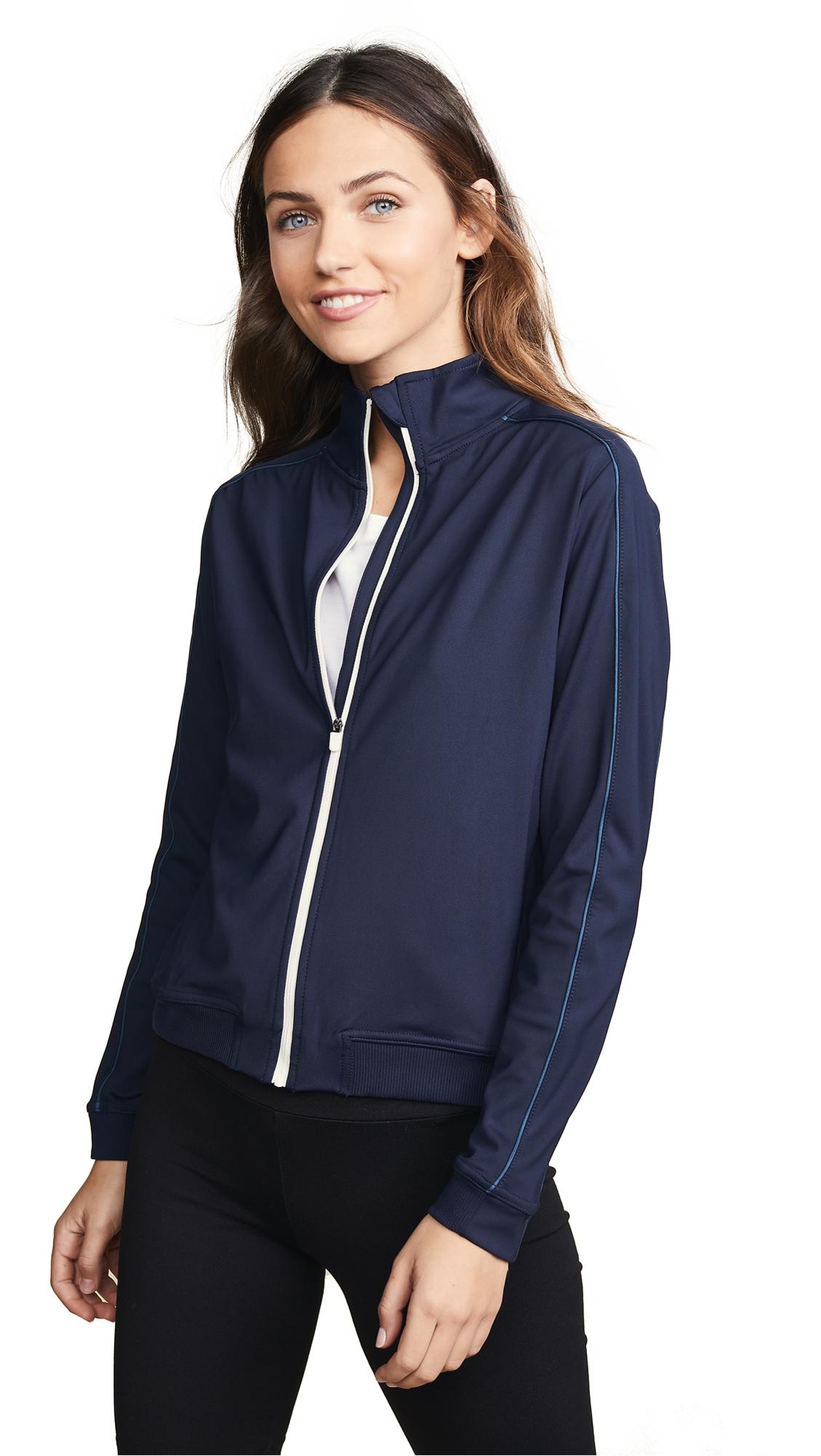 SPLITS59 Fame Jacket in Indigo/Off White
