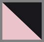 黑色/粉色迷彩
