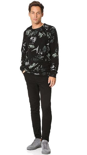 Splendid Mills Mills Camo Active Sweatshirt