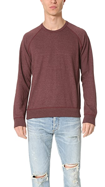 Splendid Mills Crew Neck Sweatshirt