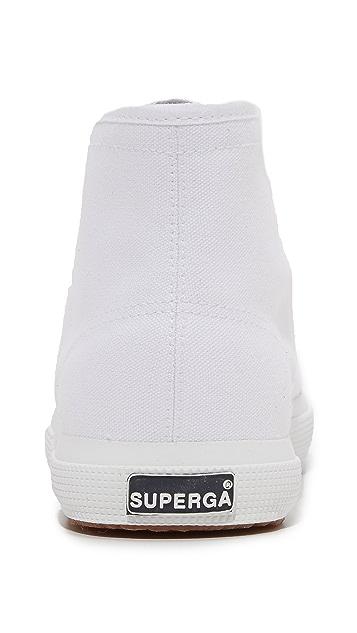 Superga 2095 Cotu High Top Sneakers