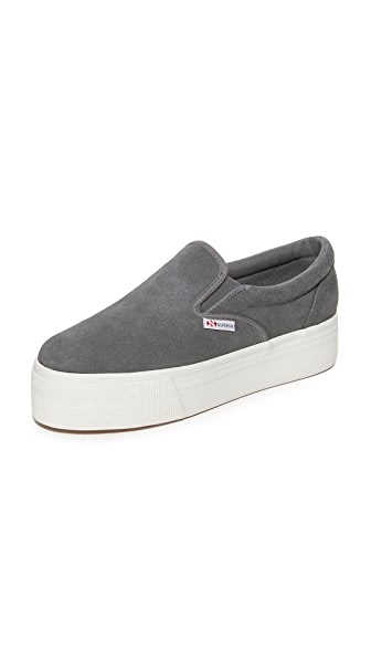 Superga 2314 Suede Sneakers