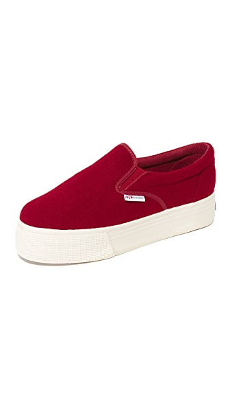 Superga 2314 Wool Sneakers